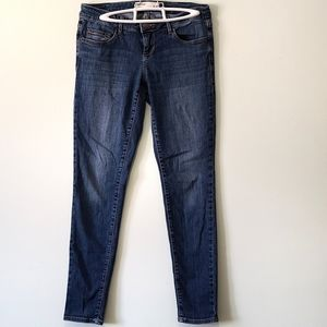 Garage denim jeggings